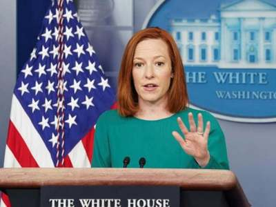 US in 'No Rush' to recognise Taliban: Psaki
