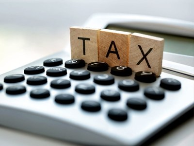 PBF VP for spending certain tax amount on welfare of contributors
