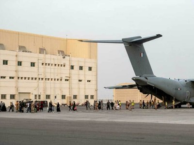 US in final phase of evacuations from Kabul, Taliban say ready to take over airport