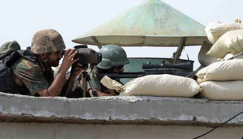 At least 2 terrorists killed after attack on military outpost in Bajaur: ISPR