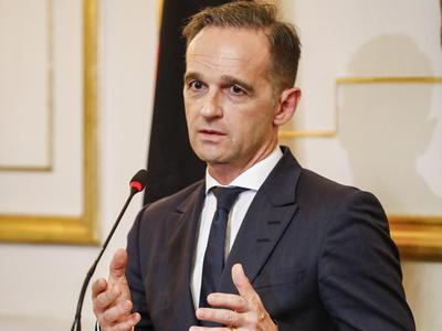 German FM undertakes two-day visit