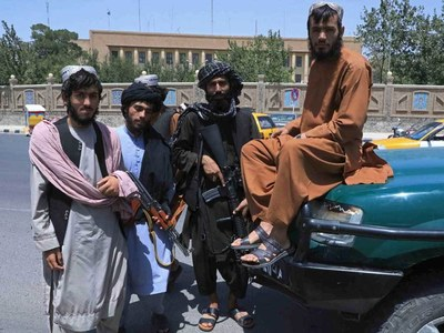 Taliban takeover spurs old fears among ex-Soviet neighbours