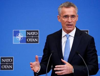 NATO chief vows will not 'forget' Afghans left behind