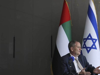 New Israel mission in Dubai eyes Gulf oil megadeal