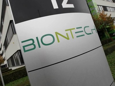 China says first batch of BioNTech shots to arrive in Taiwan on Thursday