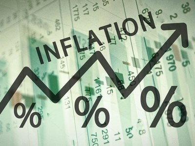 August inflation reading comes in at 8.4%