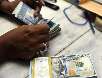 'Demand-side pressure' drives Pakistani rupee to 12-month low