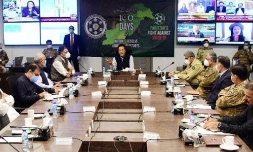 NCOC imposes tighter restrictions in Islamabad, several Punjab and KPK districts