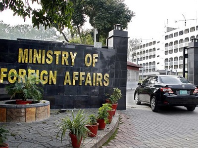 Inhuman handling of mortal remains of Geelani: Indian Charge d'Affaires summoned