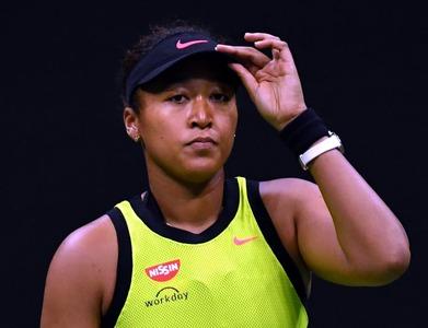 Teens shock defending champ Osaka, No. 3 Tsitsipas at US Open