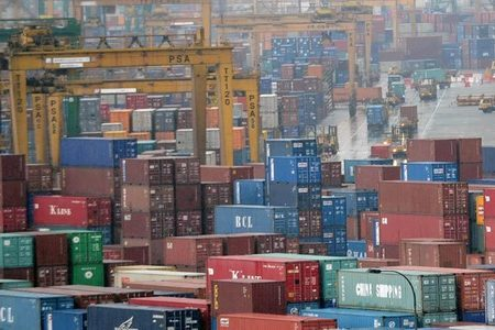 Over 600 containers of transit trade cleared