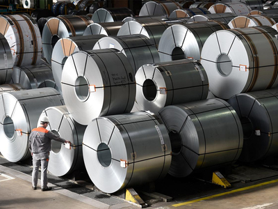 Customs values of iron, steel scrap & others revised