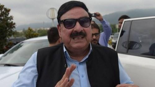 No Afghan refugees or camp at Torkham border: Sheikh Rashid