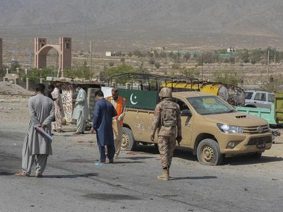 4 martyred, 19 injured after suicide attack in Quetta