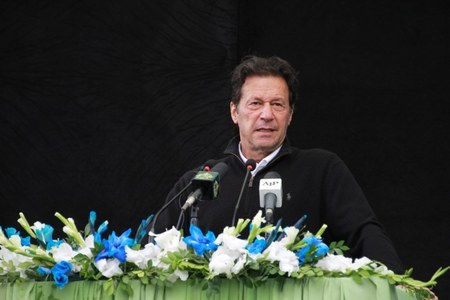 'Wealth from tourism': PM performs groundbreaking of first five-star hotel in Nathiagali