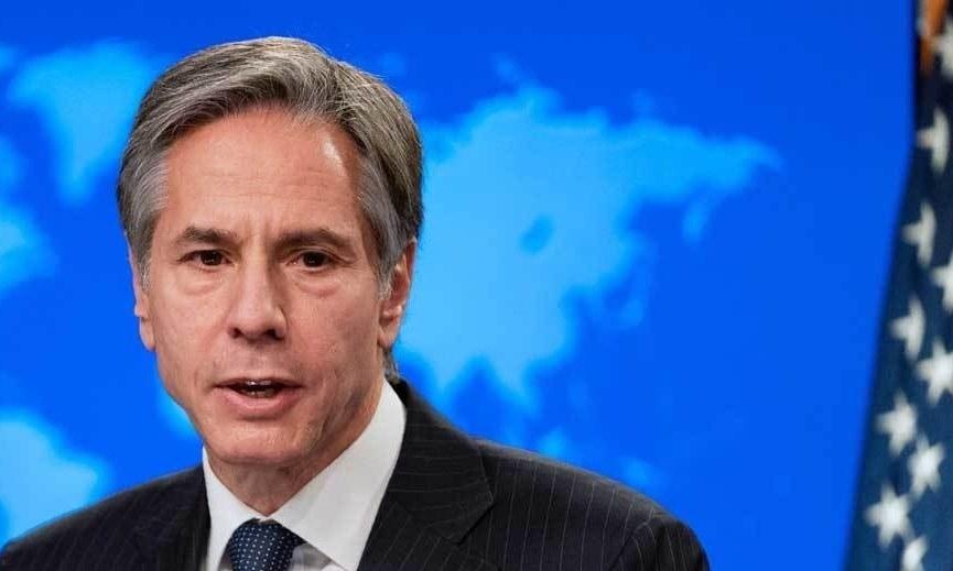 Blinken says Taliban renew vow to let Afghans 'freely depart'