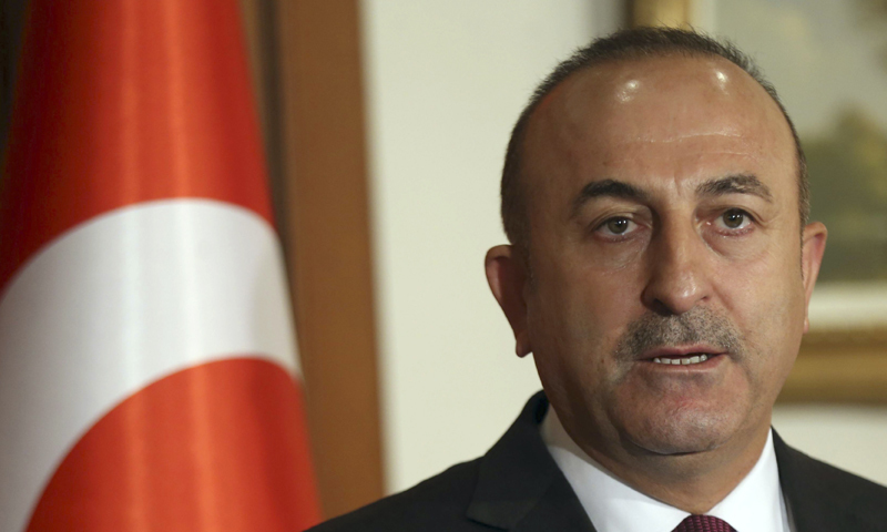 Turkey says 'no need to rush' recognising Taliban