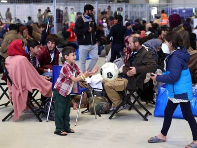 Hundreds of unaccompanied children evacuated from Afghanistan: UN