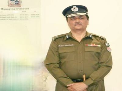 7th in 3 years: Sardar Ali Khan appointed Punjab IGP, replaces Inam Ghani