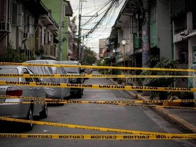 Philippines reimposes virus lockdown in capital
