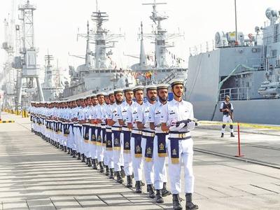 Pakistan Navy celebrates Navy Day with fervour