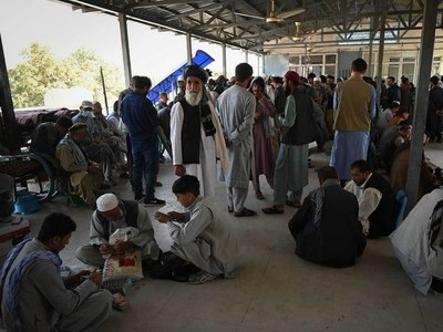 Afghans fear for jobs and money after Taliban takeover
