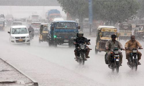 Met Office predicts heavy rain for Karachi in next 24 hours