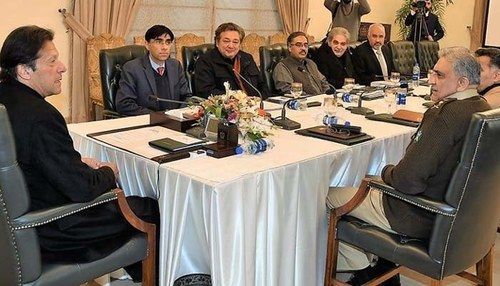 Enhanced coordination necessary to meet National Action Plan targets: PM Imran