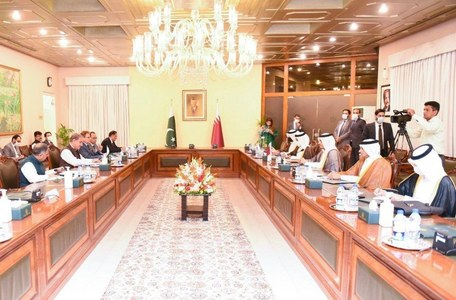 Pakistan, Qatar for releasing Afghanistan's assets