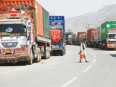 Senate body told: Number of containers, transit trucks has increased