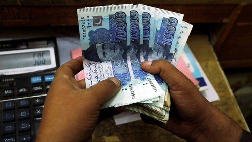 Pakistan's rupee nears all-time low after another fall against US dollar