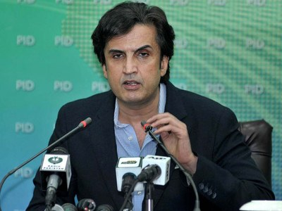 New 'industrial park' to be built in Karachi: Khusro