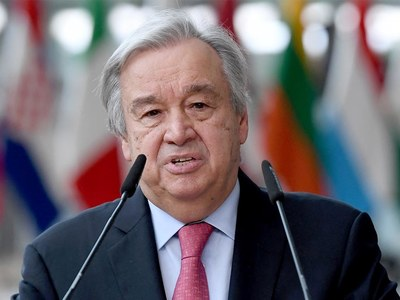 UN chief for an injection of cash into Afghanistan