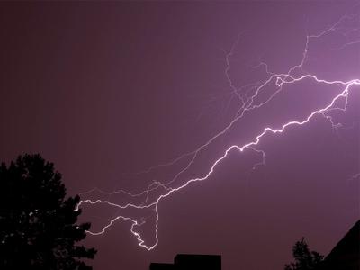 Lightning strike kills 14 in KP