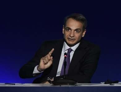 Greek PM offers tax cuts, improved growth in rebound bid