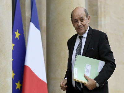 The Taliban are lying, says France's FM