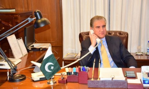 FM Qureshi urges Denmark to review travel guidelines for Pakistan
