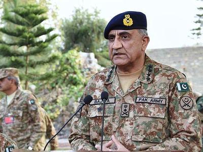 COAS briefed about 'Karachi Transformation Plan'