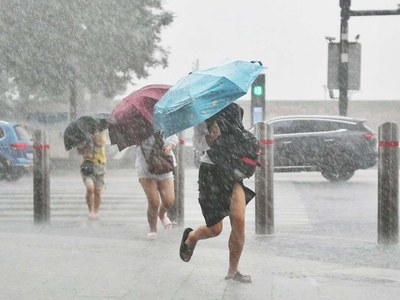 Typhoon Chanthu: Flights cancelled, thousands evacuated