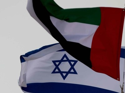 UAE aims for $1 trillion in activity with Israel by 2031