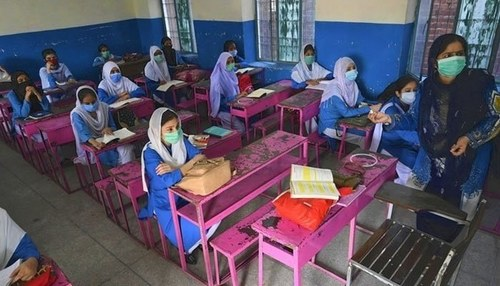 Schools in Punjab to reopen with 50% capacity from Sept 16: Murad Raas