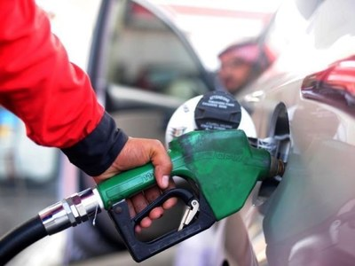 Price of petrol increased by Rs5 per litre