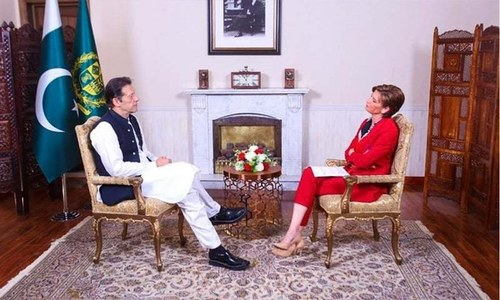 'Incentivise the Taliban': Afghanistan cannot be controlled from outside: PM Imran