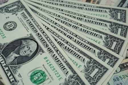 Dollar dips as soft U.S. inflation weighs; Fed in focus next week