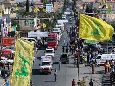 Feted with petals, Hezbollah brings Iranian fuel into Lebanon