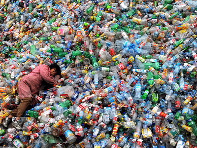 Innovative practices of reusing plastic waste highlighted