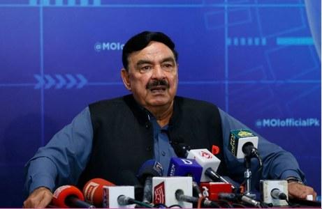 NZ tour cancellation part of conspiracy to malign Pakistan's image: Sheikh Rashid