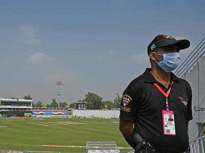 Pakistan-New Zealand series abandoned due to 'security alert'