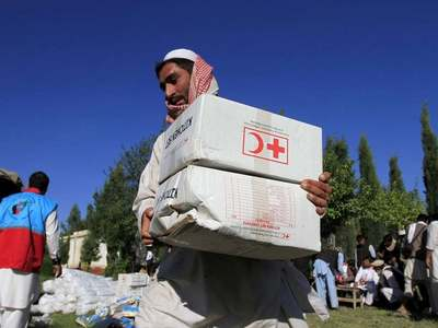 Regional powers demand US fund Afghan aid