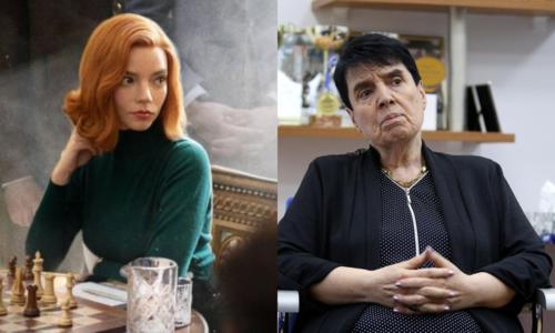 Soviet chess legend sues Netflix for 'sexist' line in Queen's Gambit
